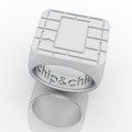 chip&chic the contemporary sealring