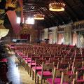 Der Festsaal der Wartburg
