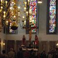 In der Stadt - Kirche  - Eisenach