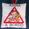 "Bimba a cavallo "" Anna """