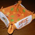 cesto pane arancio