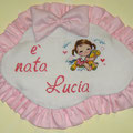 "E' nata Lucia "" BIMBA a CAVALLO"""