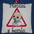 Bimbo pannolino - Manuel -