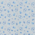 BUTTERFLY azzurro