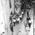 Anno 1981 - Porcessione del patrono San Giacomo