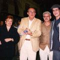 05/09/2004 - Gratteri  | I ° Memorial Angelo Tornabene - Dedicazione del COmplesso Bandistico al musicista gratterese alla presenza dei familiari