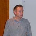 Martin Abt informiert über die bevorstehende Gemeindeversammlung