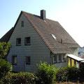 Bestand Rückansicht Haupthaus