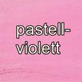 Shabby Chic Kreidefarbe Chalky Farbe pastell-violett