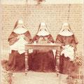 1899 - Trois soeurs institutrices de l'école dominicale