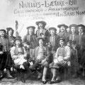 """1911 - Les """"Sans-Nom"""" existait déjà en 1890 à Nivelles"""