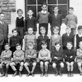 1940-1941 Ecole d'application : professeur M. Lisse