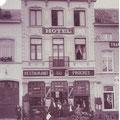 Le café du Progrès à proximité de la gare de l'Est