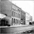 Avant la construction de la brasserie Duvieusart