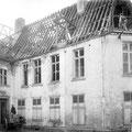 Ancienne chapelle de l'hôpital Saint-Jacques démolie en 1909