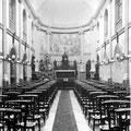 Intérieur de la chapelle de l'Enfant-Jésus