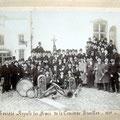 1901 - Société Royale Les Amis de la Concorde à Nivelles