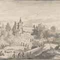 Château de la Potte, Josua de Grave, 1676