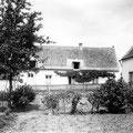 La maison du Garde (Gillet) rue du Planty