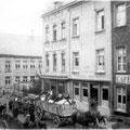 Septembre 1918 : évacués de Troisville