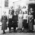 1934-3e année de l'école moyenne de Nivelles