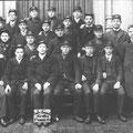 Ecole Normale 1906-1907 3e année