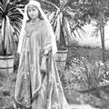 Marguerite Vanpée joue le rôle de saint Marie