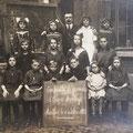 6 octobre 1921 - Les enfants de grévistes d'Ougrée à Nivelles