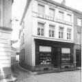 Coin rue de Namur et rue de la Violette