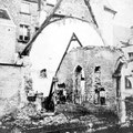 Démolition de l'abattoir (ancien hôpital Saint-Nicolas) en 1890