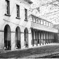 Galerie couverte de l'ancienne école normale
