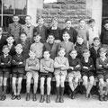 1945-1946 Ecole d'application. Professeur Armand Charlier