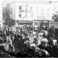 11 novembre - Bétail de guerre volé - Départ vers la rue de Namur