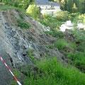 30/04/2009 - Glissement de terrain à Nay