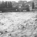 Octobre 1937 - Crue historique du Gave de Pau