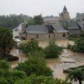 25/05/2007 - Crues torrentielles en vallée d'Ossau