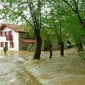 04/05/2007 - Inondations de la Nivelle