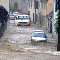 02/05/2011 - Orages et coulées de boues sur Nay