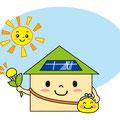 池田電工様 太陽光発電キャラクター 2012
