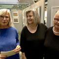 Renate Ziegler, Ursula Ploghöft und Reingard Glaß