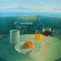 Der Morgen Danach, (The Morning After) 70x80 cm