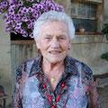 Alice BIBLER 85 ans le 21 juin 2012