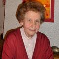 Marie-Louise STAEDELIN 80 ans le 08 janvier 2013