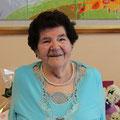Joséphine Dietsch, 85 ans le 7 mars 2015
