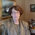 Monique Frontera, 80 ans le 5 mai 2015