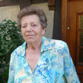 Marie-Rose WEISS 85 ans le 22 juin 2013