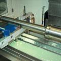 Langteilebearbeitung auf der Fräsmaschine