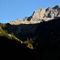 Licht und Schatten im Karwendel