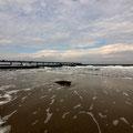 Am Strand von Kühlungsborn