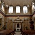 Die Schlosskirche von Putbus
